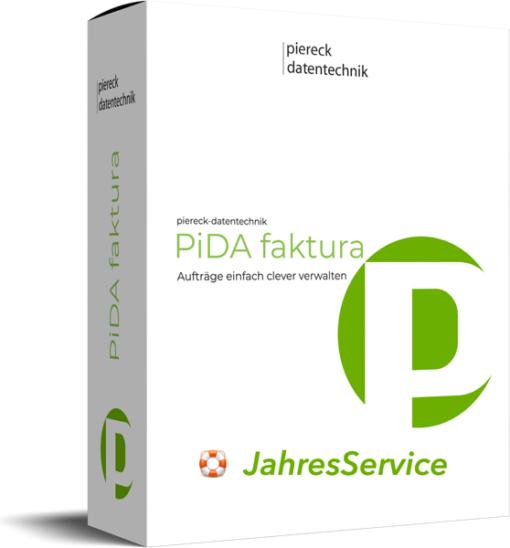 PiDA faktura JahresService